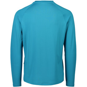 POC Reform Enduro LS Jersey Men, basalt blue